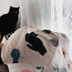 극세사 담요 bbabba blanket