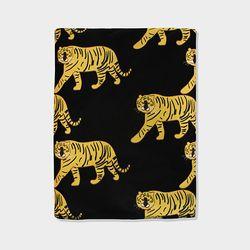 극세사 담요 tiger blanket