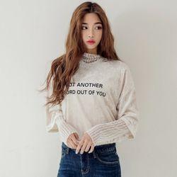 [로코식스] another velvet T티셔츠