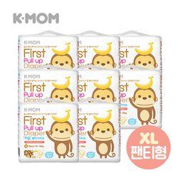 케이맘 처음 팬티기저귀(특대형) 8팩