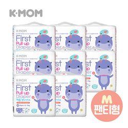 케이맘 처음 팬티기저귀(중형) 8팩