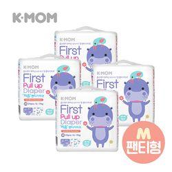 케이맘 처음 팬티기저귀(중형) 4팩
