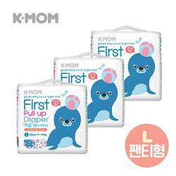 케이맘 처음 팬티기저귀(대형) 3팩