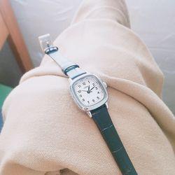 [디자인시계] 라템 또렷또렷 잘보이는 시계 (3COLORS)