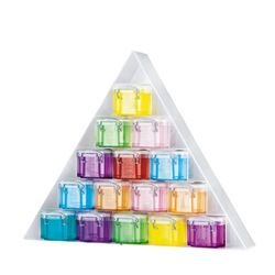 [리얼리유즈풀박스]피라미드 오거나이저 Large