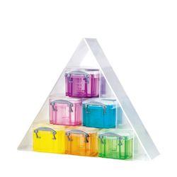 [리얼리유즈풀박스]피라미드 오거나이저 Small