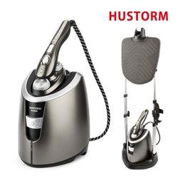 스팀다리미 듀얼 히팅 시스템 다리미 HI-9000