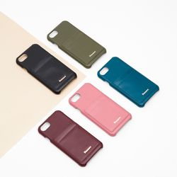 Fennec Leather iPhone7/8 Card Case