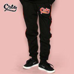 CRTS Pipe Sweatpants (Black)