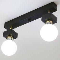 [LED] 미숑2등 직부등(일자형-2color)