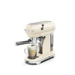 커피머신 크림 한국형 ECF01CRKR