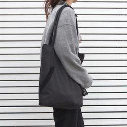 Kangaroo pocket bag - Deep Gray