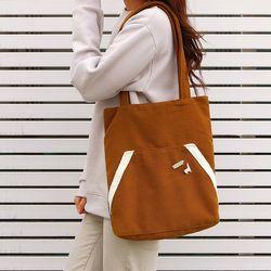 Kangaroo pocket bag - Camel