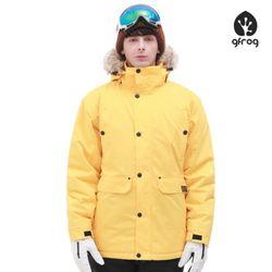 [지프로그] 마스 스키복 보드복 자켓 옐로우 남여공용