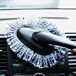 자동차 미니 먼지털이개 청소브러쉬 (소형)