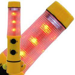 자동차 안전용품 안전망치 5in1 LED 경광봉