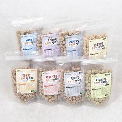 현미 100퍼센트 옹알이 쌀과자