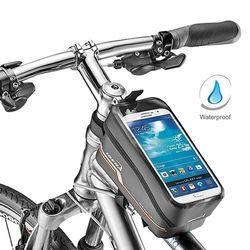 자전거 스마트폰 거치 가능 방수 탑튜브가방 - 대만산