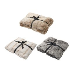 빅블랑켓 Faux Fur 3종 시리즈