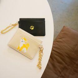 [황금댕댕이 스티커증정] 황금댕댕이 행복하개 카드지갑