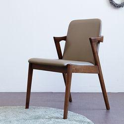 ANT 원목 의자 2개