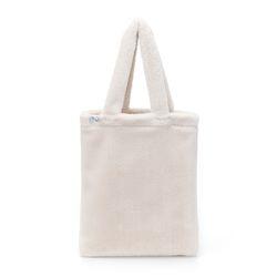 snowy bag - ivory