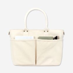 아띠백 - 4 Pocket 3 Way Bag (Oxford Ivory)