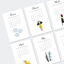 2018 CALENDAR_Warm Dailylife