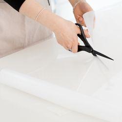 EVA 투명 논슬립 서랍깔개 30cm x 150cm(중)