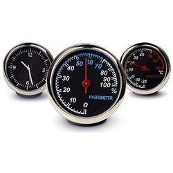 아날로그 써클 멀티 온도계 습도계 시계 CH1374494
