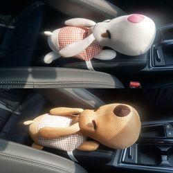 도그 팔걸이 인형-차량용 팔걸이 인형
