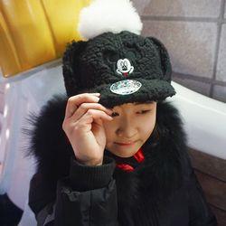 정품 미키 뽀글이 구스퍼 방울 귀달이n101