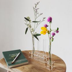 Flower DNA vase (1구 삼각)