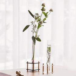 Flower DNA vase (1구 사각)