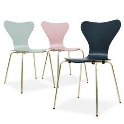 seely gold chair(실리 골드 체어)