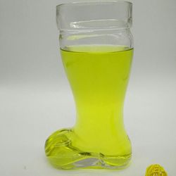 Large Das boots beer glass 1P