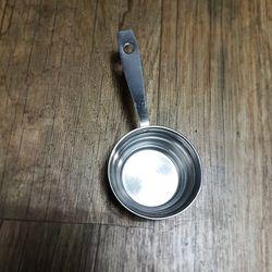 심야식당 스텐계량컵1개