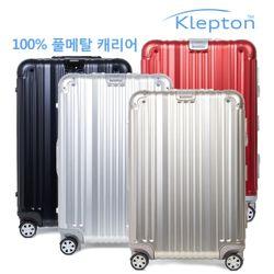 [무료배송] 클렙튼 풀메탈 알루미늄 여행용캐리어 25인치