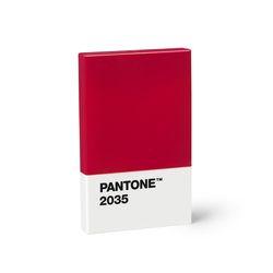 2018 팬톤 카드명함 케이스(레드2035)