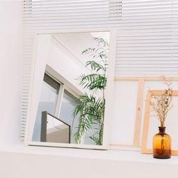 하레 600x800 벽거울 화장대거울 3color
