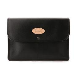 Honest Clutch Bag (Black)