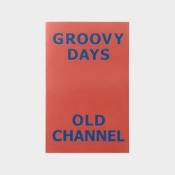 GROOVY DAYS DIARY - Coral