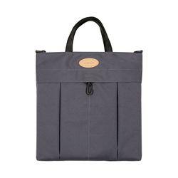 [헬멧백] Honest Tote Bag (Charcoal)