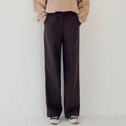 [로코식스] warm long slacks PT