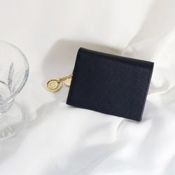 별자리 키링+D.LAB Minette Half Wallet - Navy