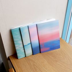 4권SET - Nature Watercolor Series