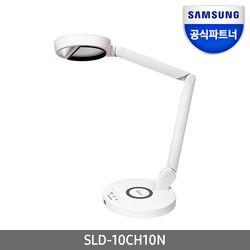 LED 데스크 스탠드 SLD-10NC10N 스마트폰 무선충전형