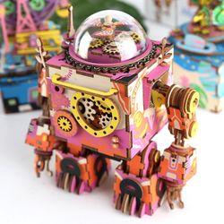 DIY 3D 로봇 오르골