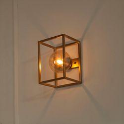 레이나 1등 벽등 인테리어 벽등(브론즈)+전구없음