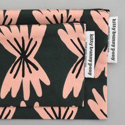 farfalle pouch by Jennifer Bouron (medium)